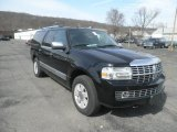 2008 Black Lincoln Navigator L Luxury 4x4 #27624973
