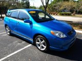 2007 Speedway Blue Pearl Toyota Matrix  #27625029