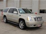2007 Gold Mist Cadillac Escalade ESV AWD #27625122
