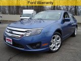 2010 Sport Blue Metallic Ford Fusion SE #27625295