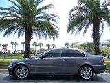 2003 Steel Grey Metallic BMW 3 Series 330i Coupe #27625125