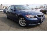2006 Mystic Blue Metallic BMW 3 Series 325xi Sedan #27625481