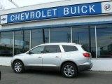 2009 Quicksilver Metallic Buick Enclave CXL AWD #27625307