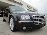 2008 Brilliant Black Crystal Pearl Chrysler 300 C HEMI #27625899