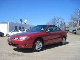 2001 Toreador Red Metallic Ford Escort ZX2 Coupe #27626150