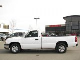 2004 Summit White Chevrolet Silverado 1500 Regular Cab #27625911