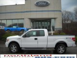 2010 Oxford White Ford F150 STX SuperCab 4x4 #27625152