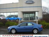 2010 Sport Blue Metallic Ford Fusion SE #27625154