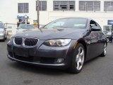 2007 Sparkling Graphite Metallic BMW 3 Series 328xi Coupe #27626166