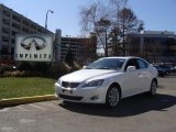 2008 Starfire White Pearl Lexus IS 250 AWD #27625519
