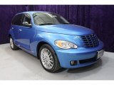 2008 Surf Blue Pearl Chrysler PT Cruiser Limited Turbo #27625540