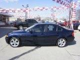 2004 Orient Blue Metallic BMW 3 Series 325xi Sedan #27625545