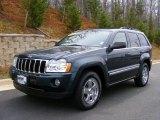 2006 Deep Beryl Green Pearl Jeep Grand Cherokee Limited 4x4 #27625996