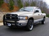 2003 Light Almond Pearl Dodge Ram 1500 SLT Quad Cab 4x4 #27625997