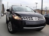 2007 Super Black Nissan Murano S AWD #27626485