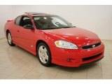 2006 Victory Red Chevrolet Monte Carlo SS #27626041