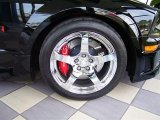 2007 Ford Mustang ROUSH Stage 3 Blackjack Coupe Wheel