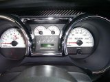 2007 Ford Mustang ROUSH Stage 3 Blackjack Coupe Gauges