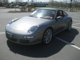 2008 Meteor Grey Metallic Porsche 911 Carrera S Coupe #27722310