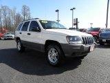 2002 Stone White Jeep Grand Cherokee Laredo 4x4 #27684420