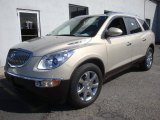 2009 Gold Mist Metallic Buick Enclave CXL AWD #27656800