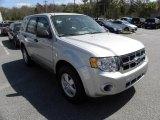 2009 Brilliant Silver Metallic Ford Escape XLS #27701097