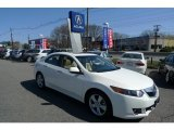 2010 Premium White Pearl Acura TSX Sedan #27658686