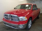 2010 Dodge Ram 1500 Flame Red