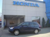 2007 Royal Blue Pearl Honda CR-V EX 4WD #27663325
