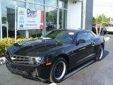 2010 Black Chevrolet Camaro LS Coupe #27663444