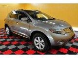2009 Platinum Graphite Metallic Nissan Murano SL AWD #27713581