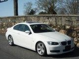 2007 Alpine White BMW 3 Series 335i Coupe #27668594