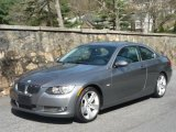 2007 Space Gray Metallic BMW 3 Series 335i Coupe #27668595
