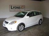 2007 Super White Toyota Matrix XR #27770866