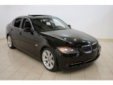 2007 Jet Black BMW 3 Series 335i Sedan #27771396