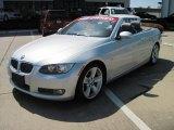 2008 Titanium Silver Metallic BMW 3 Series 335i Convertible #27771260