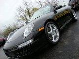 2007 Black Porsche 911 Carrera Cabriolet #27770884