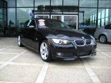 2008 Black Sapphire Metallic BMW 3 Series 335xi Coupe #27771064