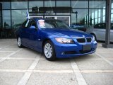 2007 Montego Blue Metallic BMW 3 Series 328xi Sedan #27771065