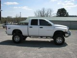 2003 Bright White Dodge Ram 1500 ST Quad Cab 4x4 #27771099