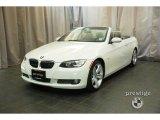 2009 Alpine White BMW 3 Series 335i Convertible #27770924
