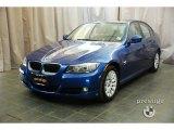 2009 Montego Blue Metallic BMW 3 Series 328xi Sedan #27770928