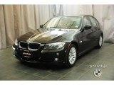 2009 Black Sapphire Metallic BMW 3 Series 328xi Sedan #27770931