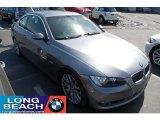 2008 Space Grey Metallic BMW 3 Series 328i Coupe #27771118