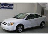 2007 Summit White Chevrolet Cobalt LS Coupe #27771360