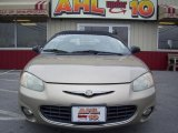 2002 Light Almond Pearl Metallic Chrysler Sebring Limited Convertible #27770943