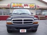 2004 Black Dodge Dakota SXT Club Cab #27770944
