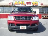 2003 Redfire Metallic Ford Explorer XLT 4x4 #27770950