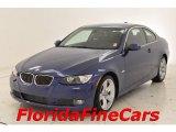 2007 Montego Blue Metallic BMW 3 Series 335i Coupe #27770996
