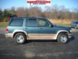 1996 Ford Explorer Medium Willow Green Metallic